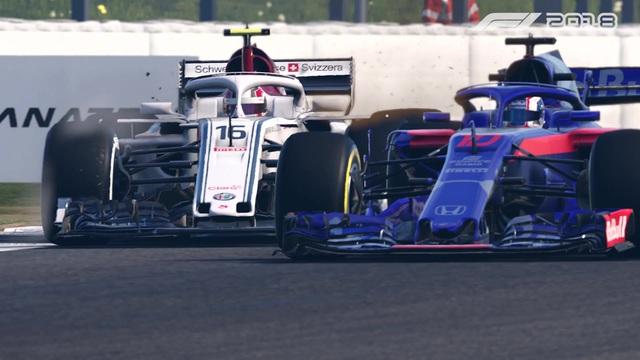 F1 2018 Video 3