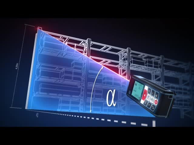Bosch Entfernungsmesser Glm 80 : Glm 80 laser entfernungsmesser bosch professional
