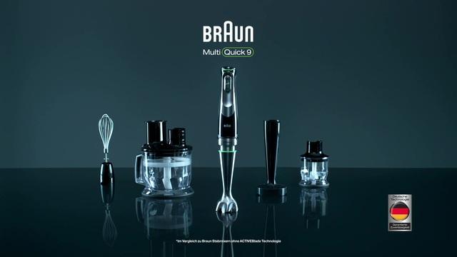 Braun - Multiquick 9 Video 3