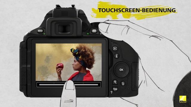 Nikon - D5600 Video 3