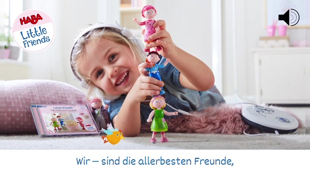 HABA Little Friends Song (deutsch)