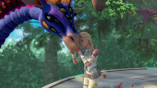 Barbie in Das Sternenlicht-Abenteuer Video 3