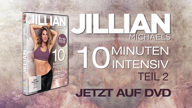 Jillian Michaels - 10 Minuten Intensiv Video 2
