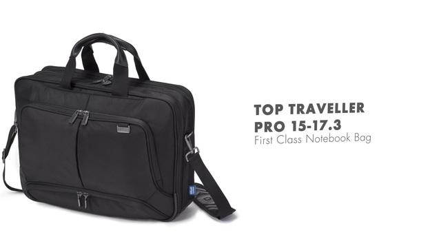 Dicota - Top Traveller Pro 15-17.3 Video 3
