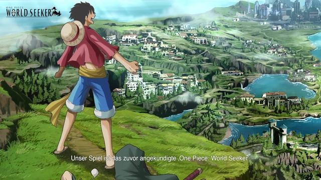 One Piece: World Seeker Video 9