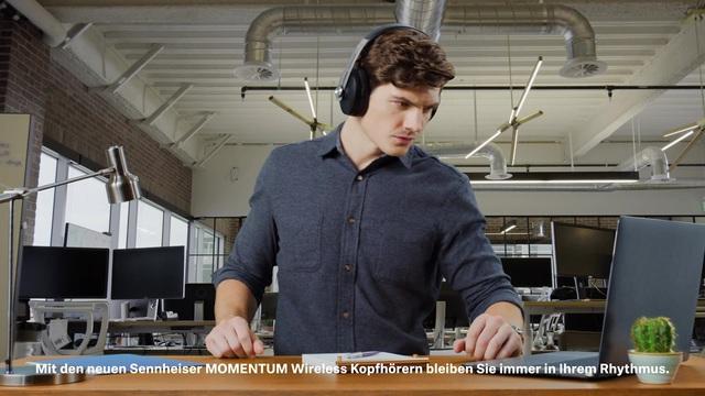 Sennheiser - Momentum Wireless  Video 11