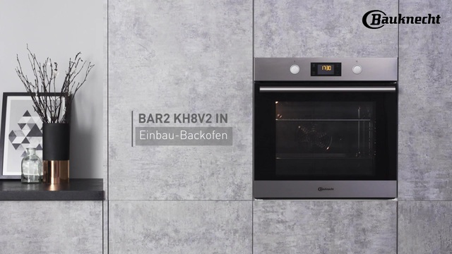 Bauknecht - BAR2 KH8V2 IN Video 11