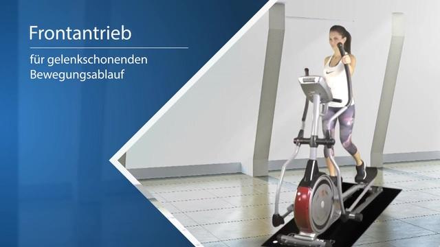 Christopeit Sport - Crosstrainer FXM 2 Video 3