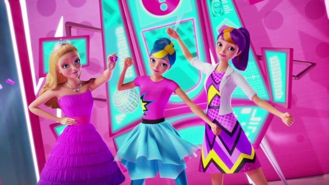 "Barbie in ""Die Super-Prinzessin"" Video 2"