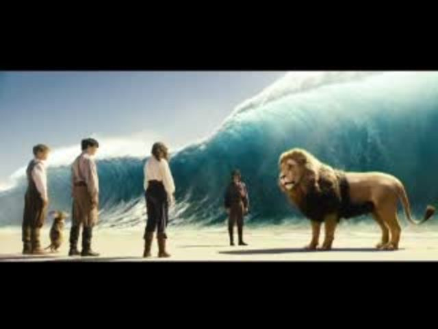 Die Chroniken von Narnia: Die Reise auf der Morgenröte Video 4