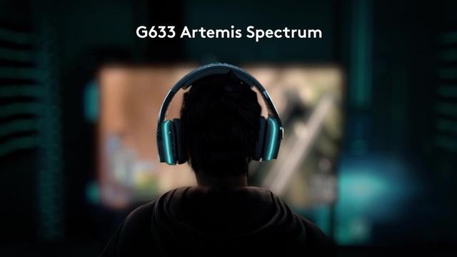 Logitech - G633 Artemis Spectrum Video 3