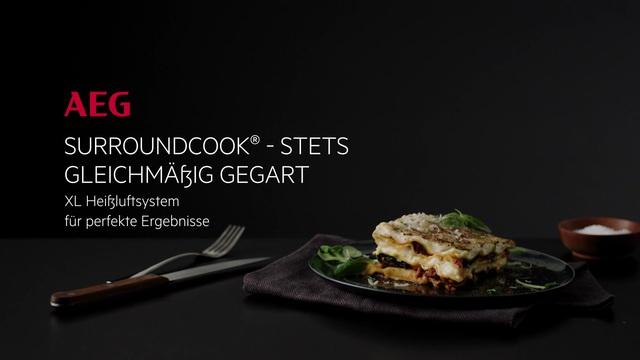 AEG - SurroundCook Video 18