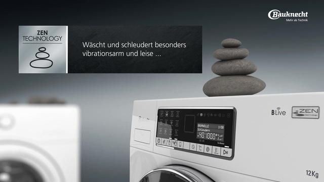 Bauknecht - ZEN Technology Video 12