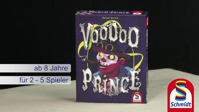 Schmid Spiele - Voodoo Prince Video 2