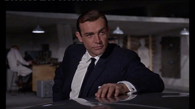 James Bond 007 - Goldfinger Video 4