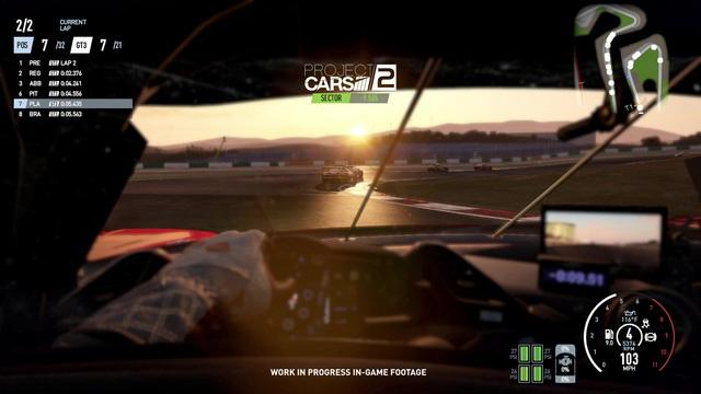 Project Cars 2 - Ferrari - Algave Chase Video 7