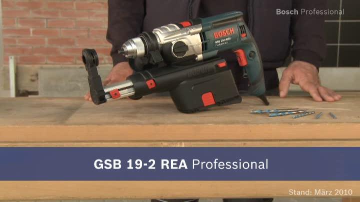 Gsb 19 2 Rea Schlagbohrmaschine Bosch Professional