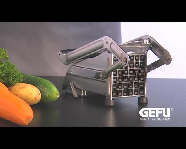 GEFU - Stifteschneider 13750 Video 3