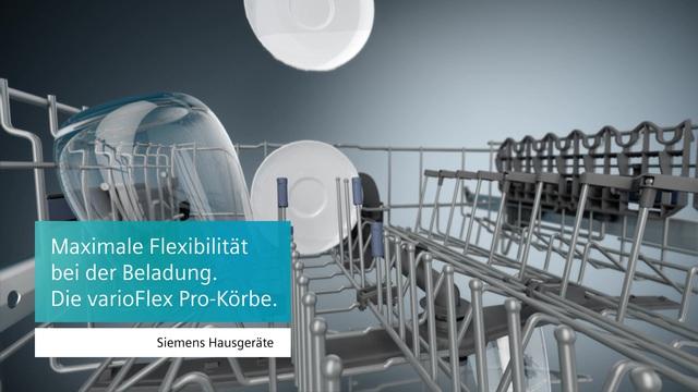 Siemens - varioFlex Pro Korb Video 12
