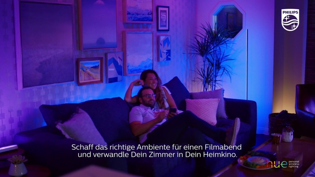 Philips - Hue - Ambience Video 11