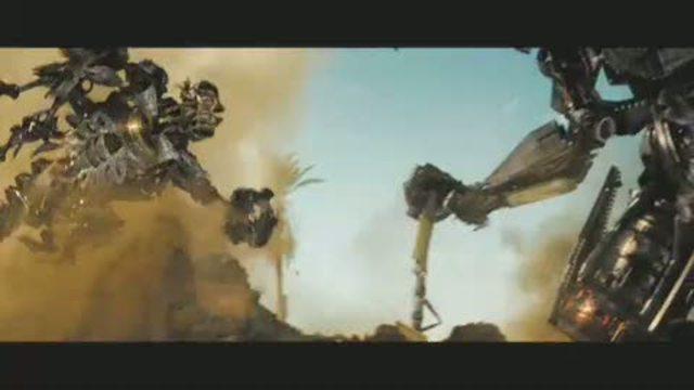 Transformers 2 - Die Rache Video 8