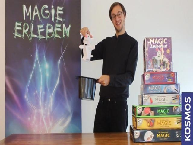 Kosmos - Magic Zauberhut Video 3