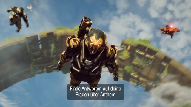 Anthem - Our World my Story  Video 3