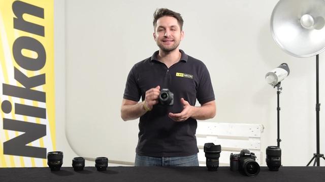 Nikon - Vorteile von DSLR Kameras Video 4