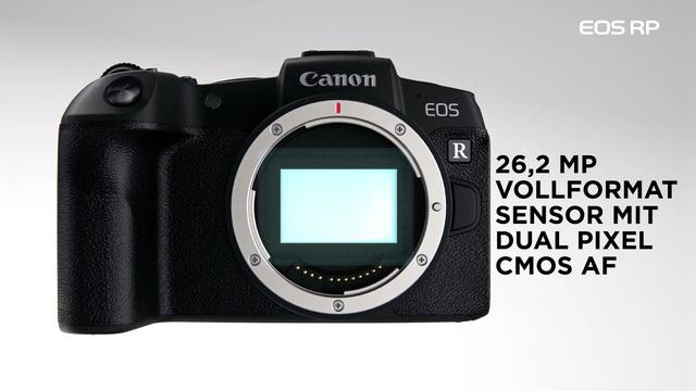 Canon - EOS RP Video 3
