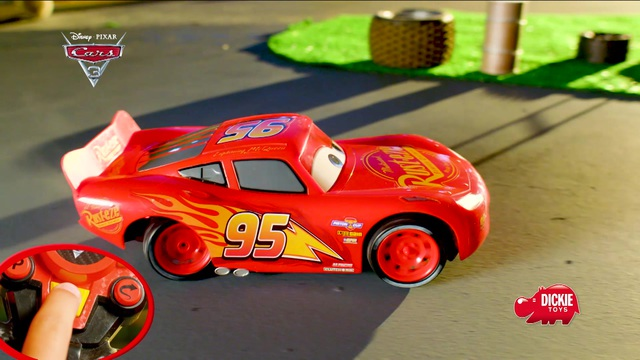 Dickie Toys - Cars 3 Video 6