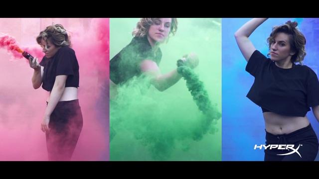 Kingston - HyperX RGBe You Campaign Video 8