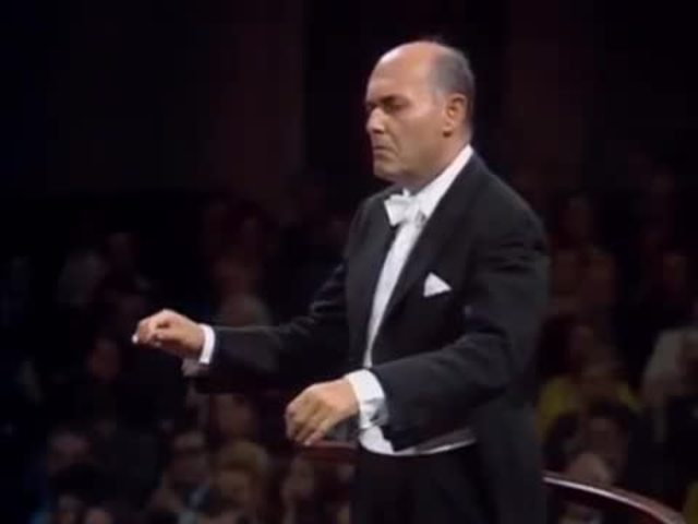 Sir Georg Solti - Mendelssohn / Brahms Video 3
